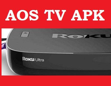 AOS TV FOR ROKU TV CUBE